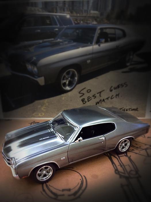 Mini Mustang